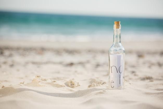 Messaggio in una bottiglia