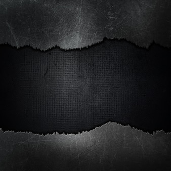 Металл и гранж-фон с царапинами и пятнами
