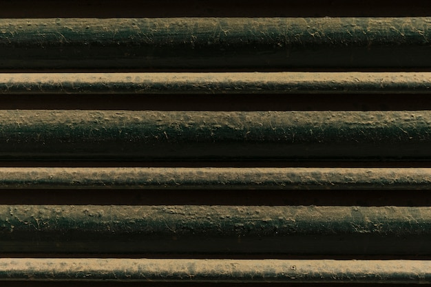 Metal blind texture