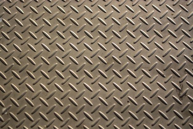 Metal floor background