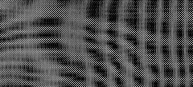 Metal grid texture background.