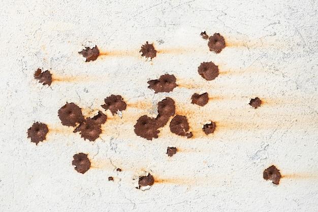 Металлическое железо ржавые грубые старые текстуры фона Premium Фотографии