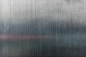 Metal metallic textured steel wall smooth
