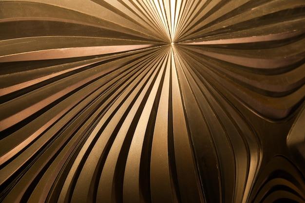 金属のモダンな3d構造の背景