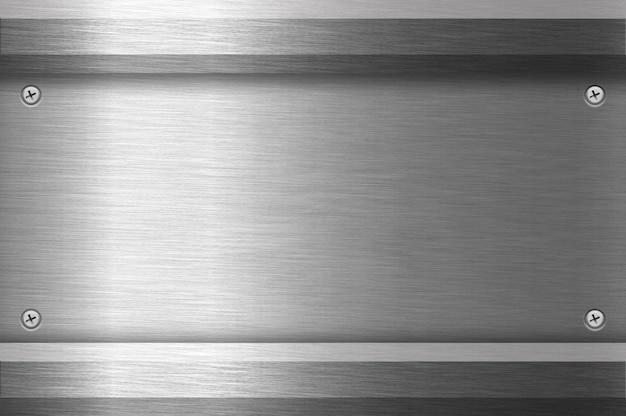 金属板の背景