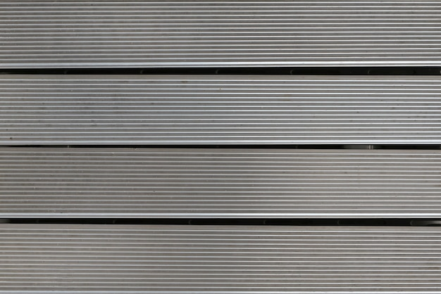 Metal plate wall texture