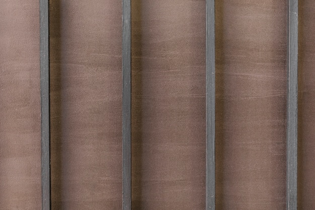 Metal railing texture