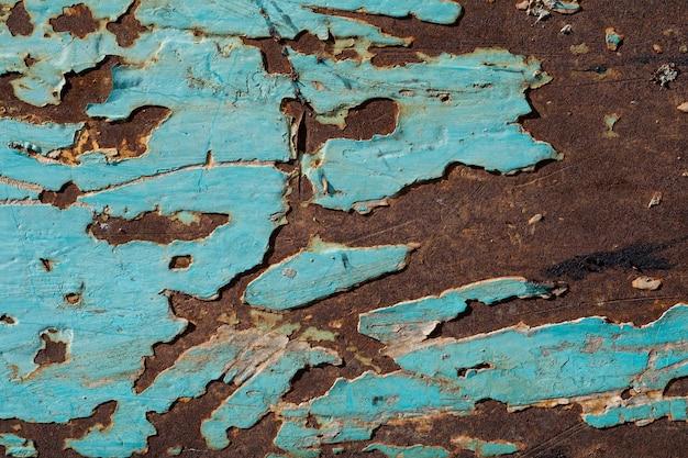 Металлический фон ржавчины, гнилая сталь, металлическая текстура с царапинами и трещинами, ржавая стена, текстура ржавчины старого металлического железа