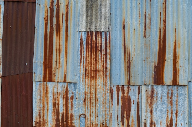 Metal rust background, decay steel, metal texture with scratch and crack, rust wall, old metal iron rust texture