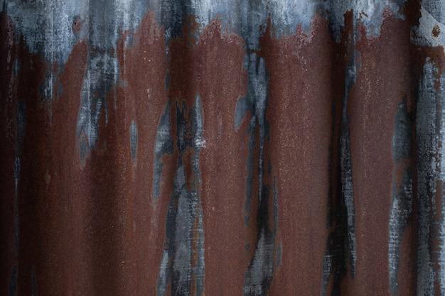 Metal rust background, decay steel