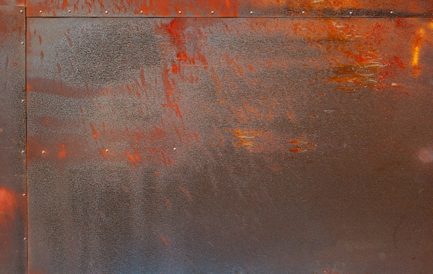 Metal rust background for graphic design.