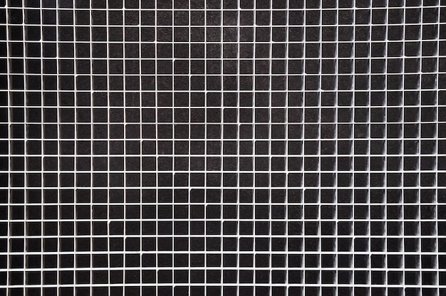 Metal silver grate background texture