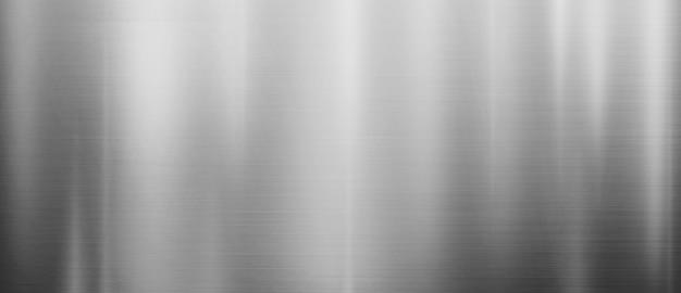 Металлический серебряный фон текстуры