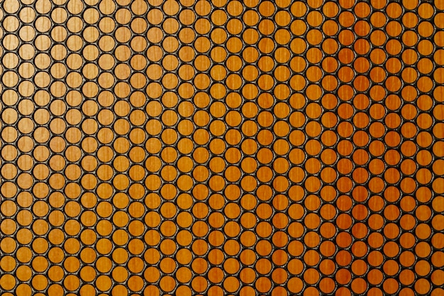 Металлическая текстура фон перфорированный металлический лист