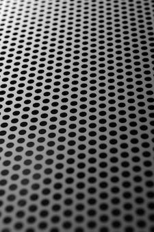 Металлическая текстура крупным планом