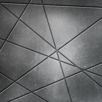 Metal texture with lines