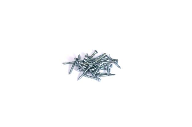 Metal wood screw