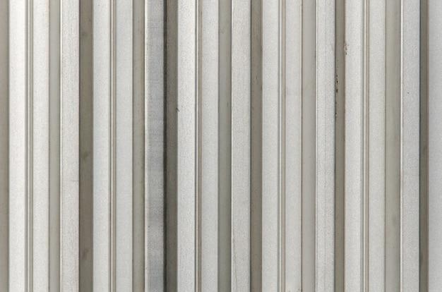 Metall corrugated board