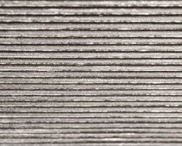 Sfondo metallico linee grigie orizzontali