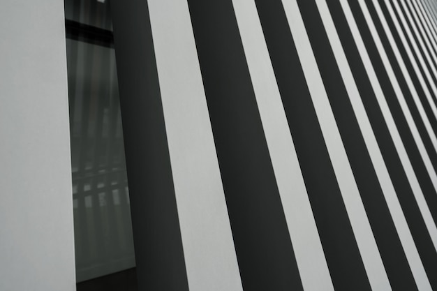 A metallic background with gray stripes