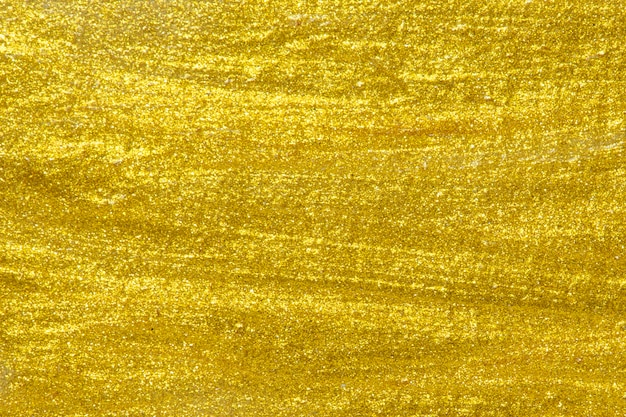 Metallic gold background