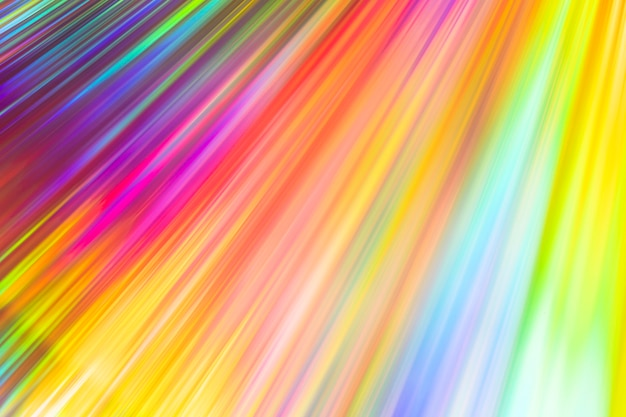 Metallic holographic background