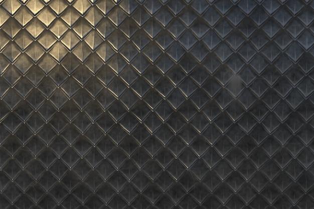 Metallic texture background.