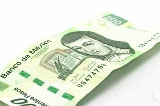Mexican bill, bankroll