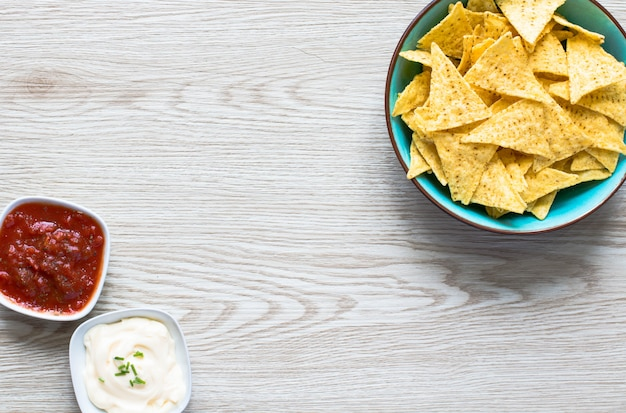 멕시코 나쵸 칩