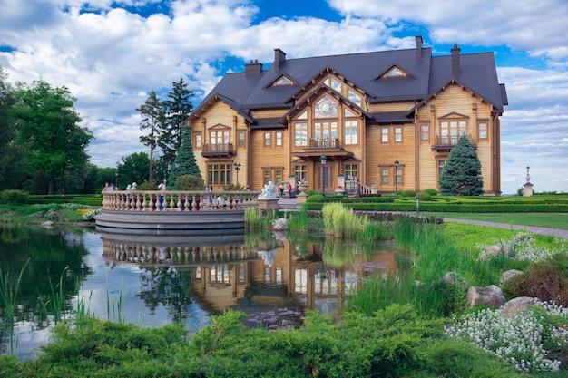 Mezhyhirya residence in ukraine