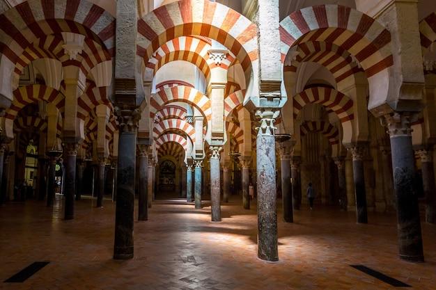 Mezquita mosque cathedral cordoba spain