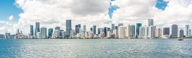 Miami downtown skyline