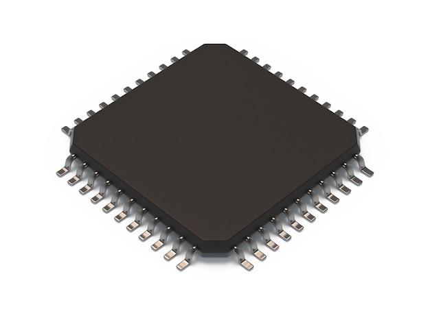 Micro chip unit