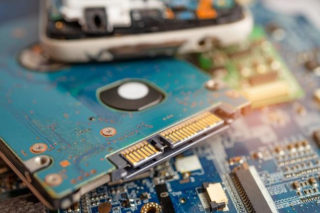 마이크로 회로 메인 보드 컴퓨터 전자 기술 하드웨어 휴대 전화