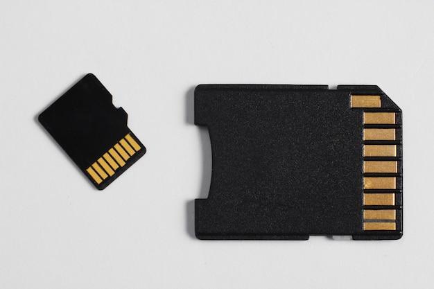 アダプター付きマイクロsdメモリーカード
