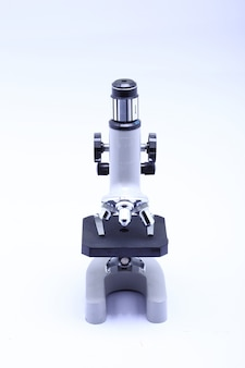 Microscope for scientist and students laboratory