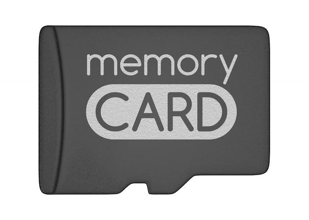 Microsdメモリカード。