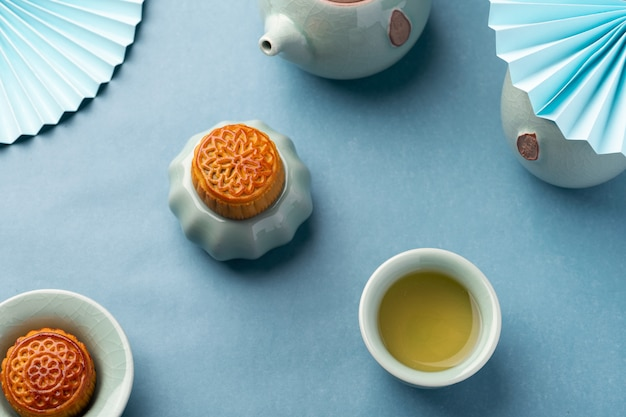 The mid-autumn festival of china