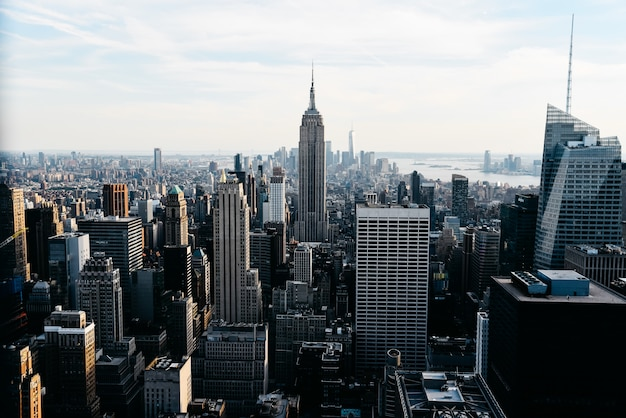 Midtown, manhattan, new york city, stati uniti d'america