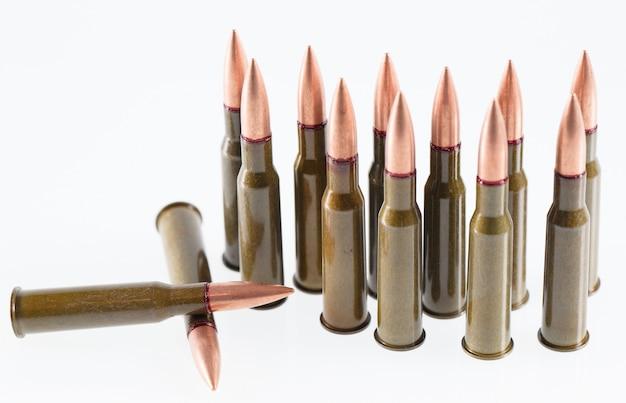Военный 7,62 мм патрон