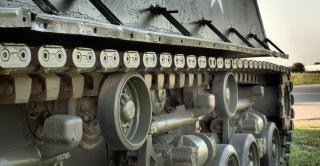 Military tank, military