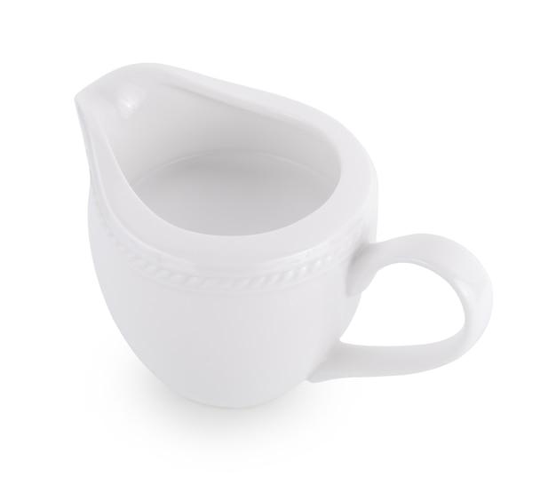 화이트에 우유 병