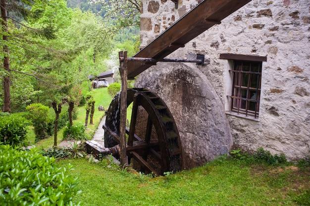 Mill house, slovenia