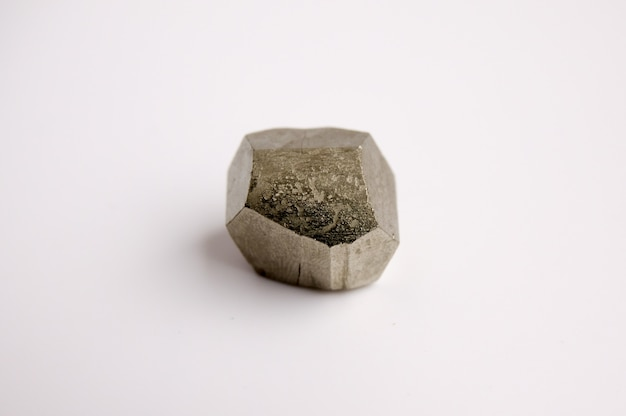The mineral pyrite