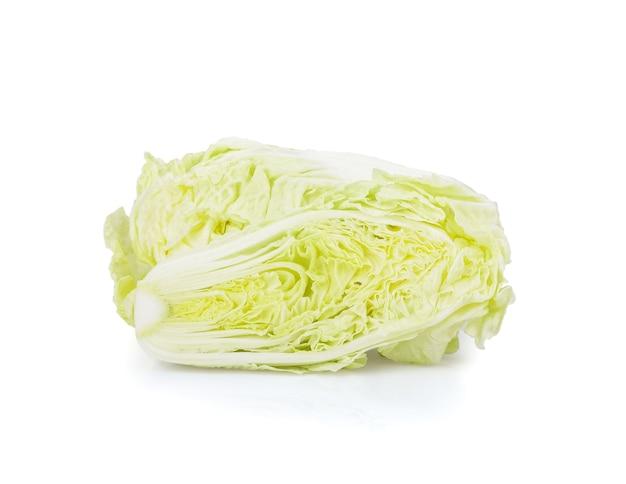 白地にミニ天津チンゲン菜「わわかい」。