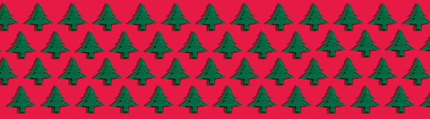 Минималистичная композиция из новогоднего фетрового украшения из крафт-елки. рождественский образец