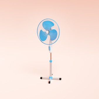 最小限の扇風機