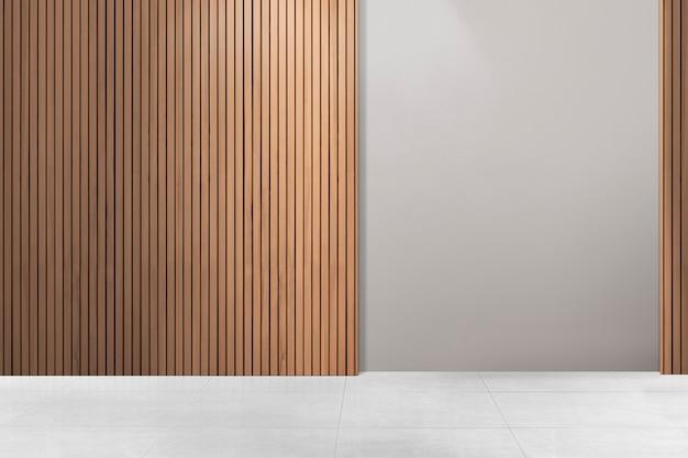 Минималистичная пустая комната аутентичный дизайн интерьера