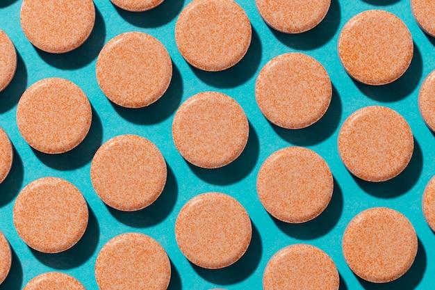 Composizione minima in pillole medicinali
