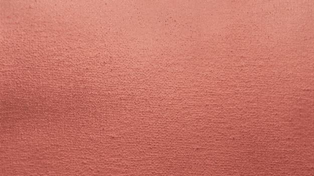 最小限の単色の赤い壁紙